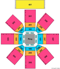 Winstar Casino Event Center Seating Chart Winstar Casino Tickets Winstar Casino In Thackerville Ok