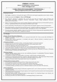 Human Resources Generalist Resume Loveable Human Resource Generalist Interesting Human Resources Generalist Resume