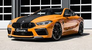 Learn more about price, engine type, mpg, and complete safety and warranty information. G Power S G8m Hurricane Rr Is A Clockwork Orange Bmw M8 With 887 Hp Carscoops