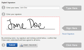 how to create online signature how to create digital signature online