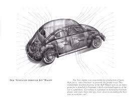 volkswagen beetle engine diagram image of toilet flanges