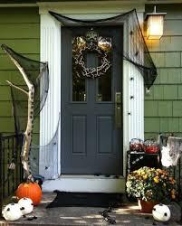 halloween front door decorationsCool Halloween Door Decoration Ideas Lowes halloween scary