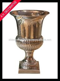 Large Decorative Urns And Vases Superb Large Silver Urn Vase Decorative Urn Silver Flower Vase 8