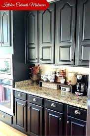 Diy painted kitchen cabinets ideas Chalk Paint Painted Kitchen Cabinet Awesome Best Cabinets Ideas On Painting Inside Diy Black Dark Kitchen Cabinets Custom Design Elegant Glossy Black Kitchen Cabinets Inexpensive Diy Cabinet