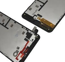 <b>Дисплей RocknParts для Nokia</b> Lumia 640 Black 442518 купить в ...