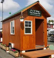tiny houses dot com. 8 Ft X 14 Tiny House Kit Lowes Home Improvement 8x14 Sing Houses Dot Com