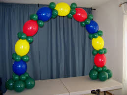 decoration ideas without helium you premium