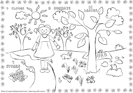 Spring Coloring Pages Nature Free Printable Coloring Pages For Kids