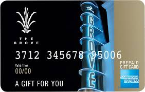 the grove american express gift card is redeemable nationwide wherever american express is accepted we accept all forms of payment including china union