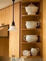 Corner Shelves For Kitchen Cabinets Corner Cabinet Shelves Shelves Ideas 9