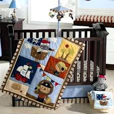 pirate baby nursery bedding cot sets little pirates crib by lambs ivy rooms