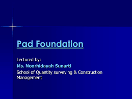 Reinforced Concrete Pad Foundation Design Example Ppt Pad Foundation Powerpoint Presentation Free Download