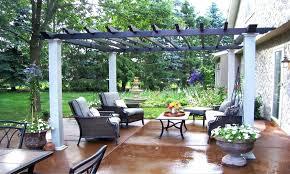 Patio Ideas Cheap Outdoor Patio Ideas For Backyard On A Budget