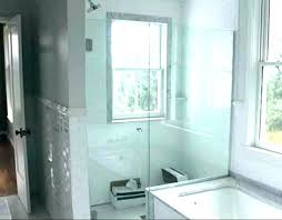 frosted bathroom windows shower opaque for bathroom windows