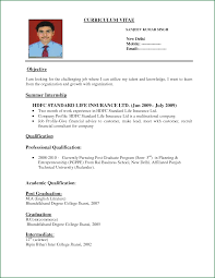 Ideas Collection 5 Resume Format For Teachers Job In Word Format