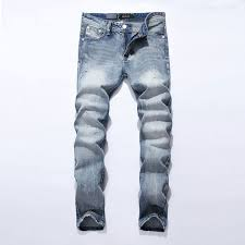 <b>2019</b> New <b>Balplein Brand</b> Jeans Men Famous Blue Men Jeans ...