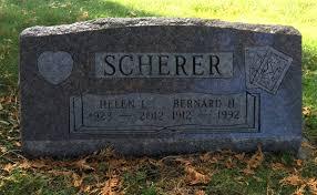Helen Lucille Harding Scherer (1923-2012) - Find A Grave Memorial