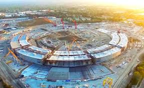 new apple office cupertino. Jaw-dropping Scale Of Apple\u0027s Spaceship Campus Revealed In New Drone Footage Apple Office Cupertino I
