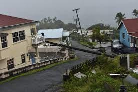 Tropical Storm Elsa brushing along Cuba ...