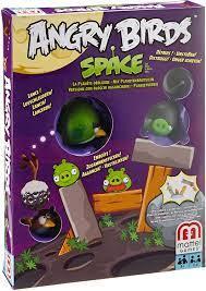 Mattel Y2556 - Mattel Spiele - Angry Birds Space 2, Kinderspiel zur  beliebten App / Geschicklichkeitsspiel: Amazon.de: Spielzeug