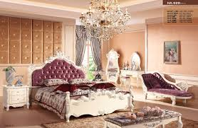 best luxury fancy bedroom furniture sets with purple headboard gzh ha929