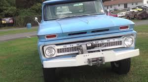 1964 Chevy 4x4 - YouTube