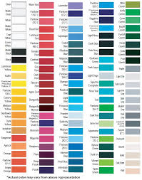 3m 1080 Series Color Chart Index Of Vinyl