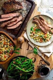 Asian flank steak super suppers