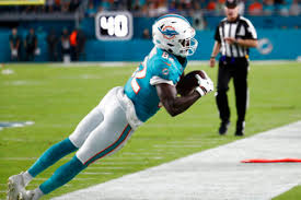 How Undrafted Wr Preston Williams Is Rising To The Top Of