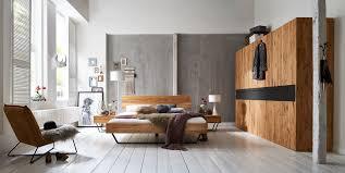 Schlafzimmer Betten Kleiderschränke 4m Massivholz Möbel