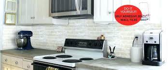 self adhesive backsplash wall tiles self adhesive wall tiles for kitchen l and stick self stick