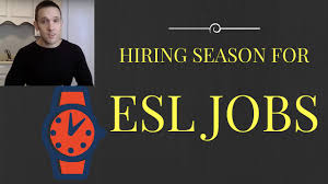 The Top Hiring Season For Esl Teacher Jobs Teach English Abroad