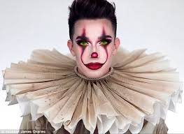 slammed make up guru james charles pictured has e under fire for