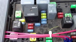 nbs silverado battery drain fix
