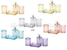 Decorative Bathroom Accessories Sets Appealing Plastic Bathroom Accessory Set Shop For Sale In China 99