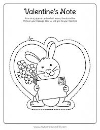 Looking for printable valentine's day cards? Valentine Bunny Card Printable My Home Based Life