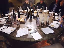 photo of caldwell vineyard napa ca united states the round table tasting