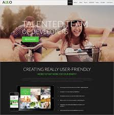 Photography Website Templates Beauteous 48 Creative Website Themes Templates Free Premium Templates