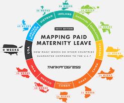 World Maternity Leave Chart International Maternity Leave Information