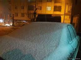 Elazığ'da Yoğun Kar Yağışı ve Şiddetli Fırtına - Elazığ Haber - Elazığ Son  Dakika - Elazığ Son Dakika Haberleri - Günışığı Gazetesi