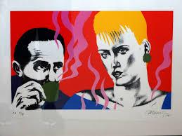 A arte pop de Milton Kurtz - Extra Classe