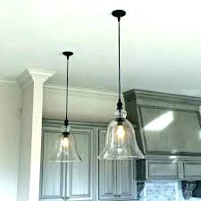 rustic pendant light fixtures style hanging farmhouse pottery barn