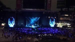 Citi Field Seating Chart Concert Bts Bts Jungkook Euphoria Love Yourself Tour Citi Field Ny 10 06 2018