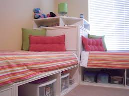 image of twin beds with corner unit ideas bedroom furniture corner units