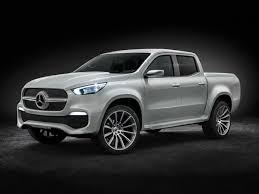 mercedes benz new car releaseThe MercedesBenz XClass pickup truck may come to America