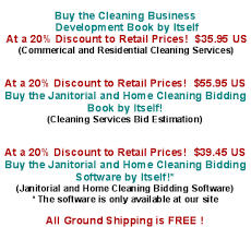 Cleaning Bid Software Janitorial Bid Software Office Cleaning