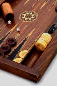 asia model backgammon walnut backgammon set backgammon game gift for him gift for husband gift for dad gift for boyfriend