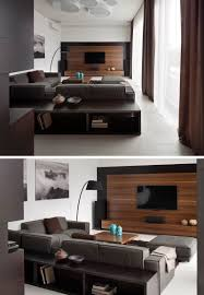8 tv wall design ideas for your living room the white wall with the