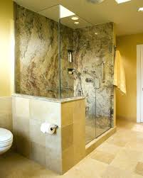 solid surface shower walls sacramento surround kits spaces contemporary with beige built in