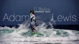 Adam Lewis - Summer 2014 in El Medano